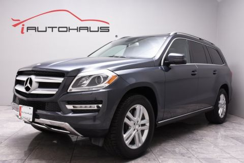Pre-Owned 2013 Mercedes-Benz GL-Class GL 450
