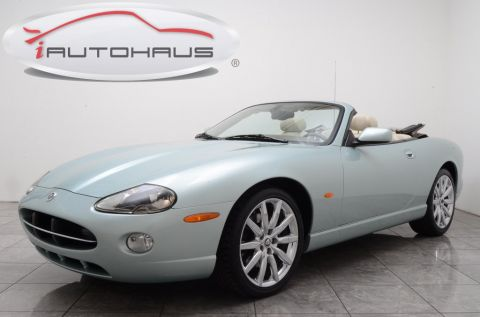 Pre-Owned 2006 Jaguar XK XK8 RWD 2D Convertible
