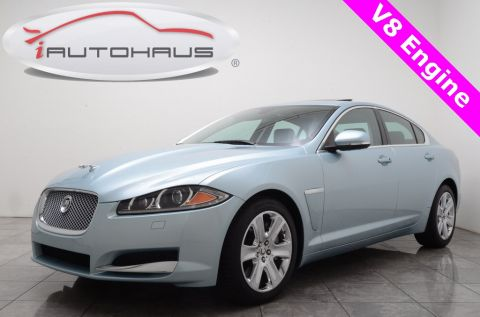 Pre-Owned 2012 Jaguar XF Base RWD 4D Sedan