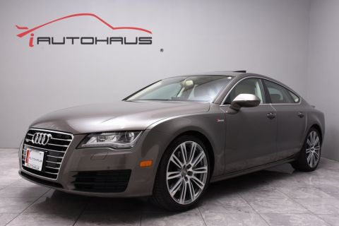 Pre-Owned 2014 Audi A7 3.0T Premium Plus