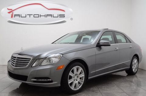 Pre-Owned 2013 Mercedes-Benz E-Class E 350 RWD 4D Sedan