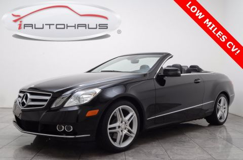 Pre-Owned 2011 Mercedes-Benz E-Class E 350 RWD 2D Convertible