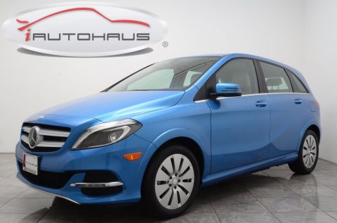 Pre-Owned 2014 Mercedes-Benz B-Class B 250e FWD 4D Hatchback