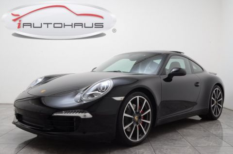 Pre-Owned 2013 Porsche 911 Carrera S RWD 2D Coupe