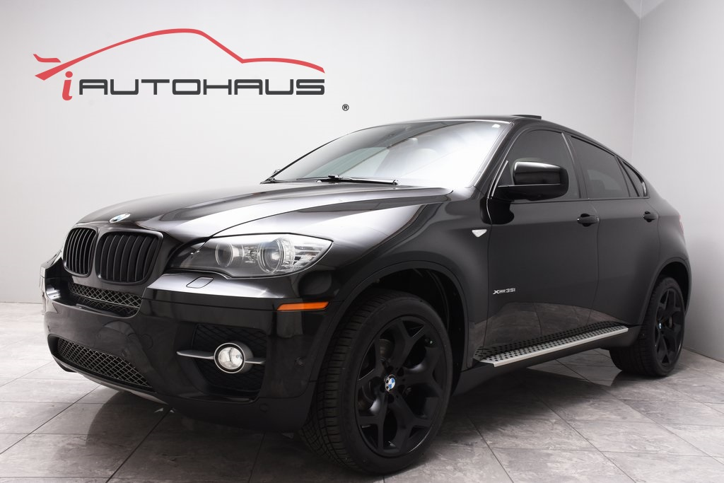 Pre-Owned 2012 BMW X6 xDrive35i