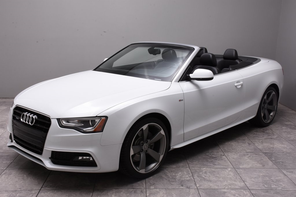 Pre Owned 2016 Audi A5 20t Premium Plus 2d Convertible In Tempe