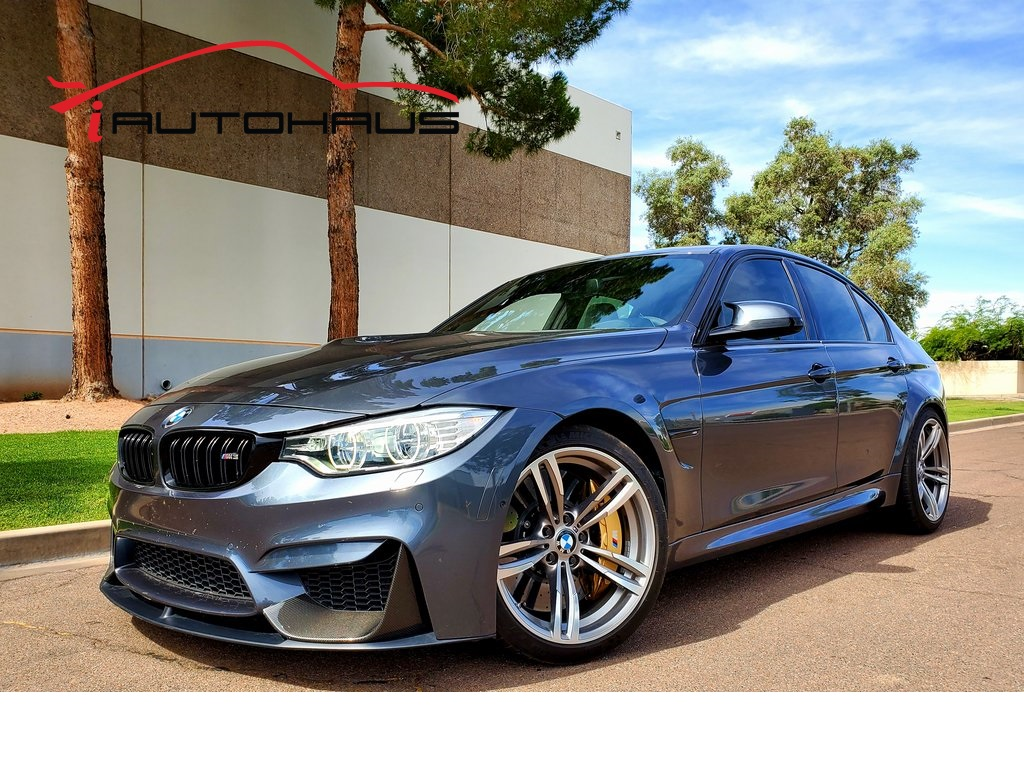 Pre-Owned 2015 BMW M3 Base