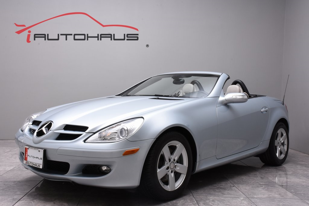 Pre-Owned 2008 Mercedes-Benz SLK SLK 280