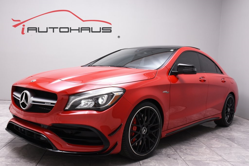 Pre-Owned 2018 Mercedes-Benz CLA CLA 45 AMG®