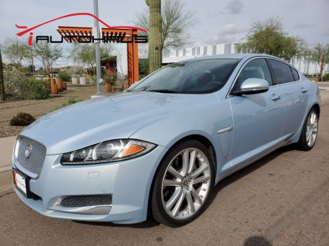 Pre-Owned 2014 Jaguar XF Supercharged