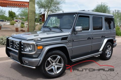 Pre-Owned 2010 Mercedes-Benz G-Class G 55AMG®