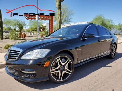 Pre-Owned 2011 Mercedes-Benz S-Class S 63 AMG®