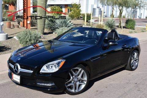 Pre-Owned 2013 Mercedes-Benz SLK SLK 350