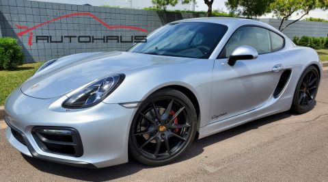Pre-Owned 2016 Porsche Cayman PDK Transmission
