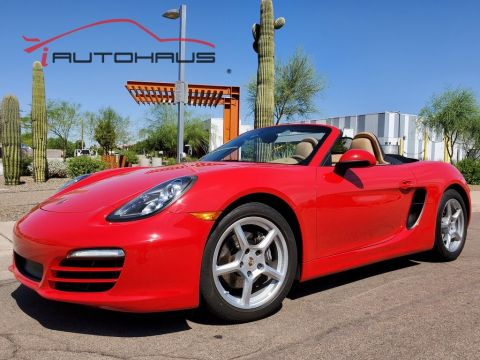 Pre-Owned 2013 Porsche Boxster PDK